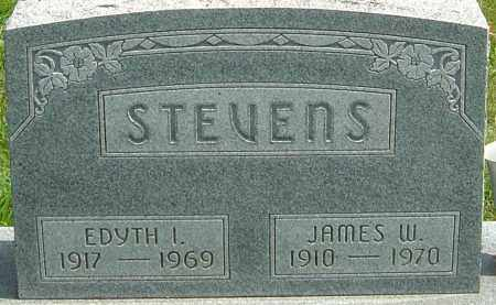 BROWN STEVENS, EDYTH I - Montgomery County, Ohio | EDYTH I BROWN STEVENS - Ohio Gravestone Photos