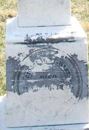 STEWART, GEORGE W. - Montgomery County, Ohio | GEORGE W. STEWART - Ohio Gravestone Photos
