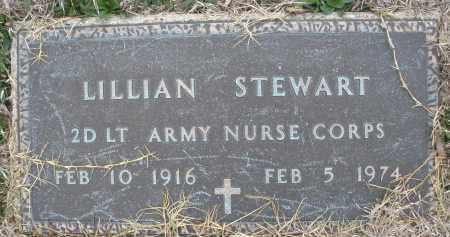 STEWART, LILLIAN - Montgomery County, Ohio | LILLIAN STEWART - Ohio Gravestone Photos