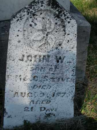 STINE, JOHN W. - Montgomery County, Ohio | JOHN W. STINE - Ohio Gravestone Photos