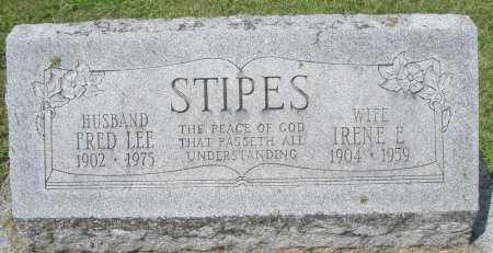 STIPES, IRENE E. - Montgomery County, Ohio | IRENE E. STIPES - Ohio Gravestone Photos