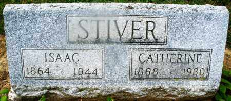 STIVER, CATHERINE - Montgomery County, Ohio | CATHERINE STIVER - Ohio Gravestone Photos