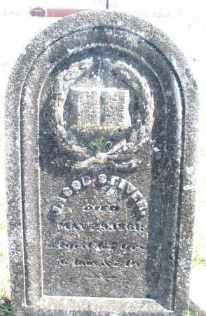 STIVER, JACOB - Montgomery County, Ohio   JACOB STIVER - Ohio Gravestone Photos
