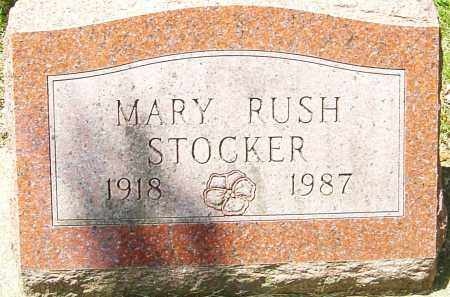 STOCKER, MARY FLORENCE - Montgomery County, Ohio | MARY FLORENCE STOCKER - Ohio Gravestone Photos