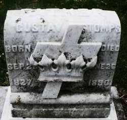 STOMPS, GUSTAV - Montgomery County, Ohio | GUSTAV STOMPS - Ohio Gravestone Photos