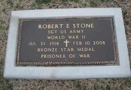 STONE, ROBERT E. - Montgomery County, Ohio | ROBERT E. STONE - Ohio Gravestone Photos