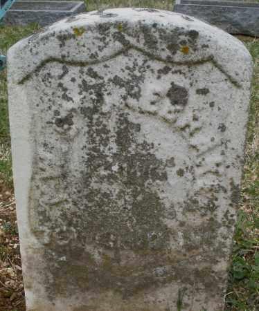 STONEBRAKER, W. - Montgomery County, Ohio | W. STONEBRAKER - Ohio Gravestone Photos