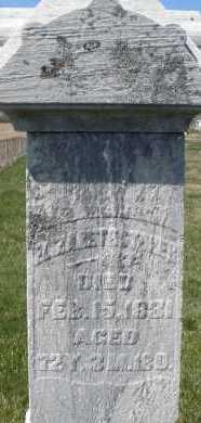 STONER, ELIZABETH - Montgomery County, Ohio | ELIZABETH STONER - Ohio Gravestone Photos