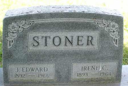STONER, IRENE C. - Montgomery County, Ohio | IRENE C. STONER - Ohio Gravestone Photos