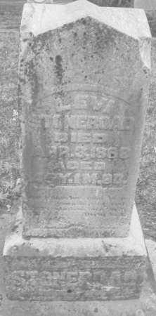 STONEROAD, LEVI - Montgomery County, Ohio | LEVI STONEROAD - Ohio Gravestone Photos