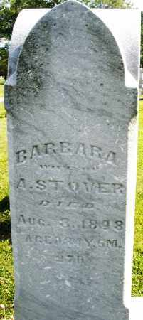 STOVER, BARBARA - Montgomery County, Ohio | BARBARA STOVER - Ohio Gravestone Photos