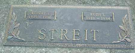 STREIT, ROBERT I - Montgomery County, Ohio | ROBERT I STREIT - Ohio Gravestone Photos