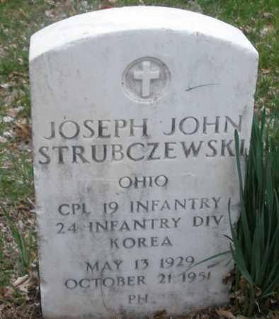 STRUBCZEWSKI, JOSEPH JOHN - Montgomery County, Ohio | JOSEPH JOHN STRUBCZEWSKI - Ohio Gravestone Photos