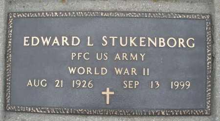 STUKENBORG, EDWARD L. - Montgomery County, Ohio | EDWARD L. STUKENBORG - Ohio Gravestone Photos