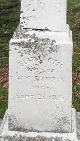 STUPP, ELIZABETH - Montgomery County, Ohio | ELIZABETH STUPP - Ohio Gravestone Photos