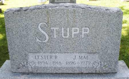 STUPP, J. MAE - Montgomery County, Ohio | J. MAE STUPP - Ohio Gravestone Photos