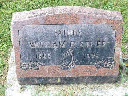 STUPP, WILLIAM C. - Montgomery County, Ohio | WILLIAM C. STUPP - Ohio Gravestone Photos