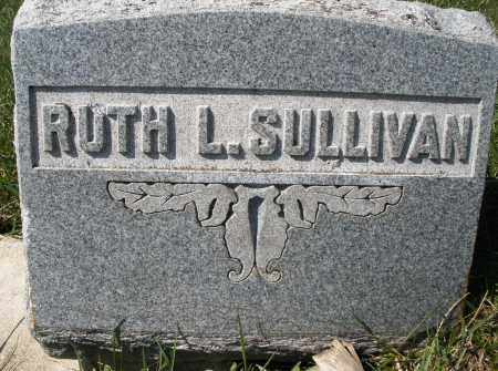 SULLIVAN, RUTH L. - Montgomery County, Ohio | RUTH L. SULLIVAN - Ohio Gravestone Photos