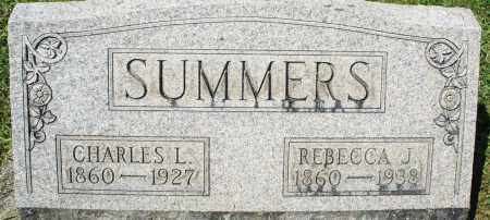 SUMMERS, REBECCA J. - Montgomery County, Ohio | REBECCA J. SUMMERS - Ohio Gravestone Photos