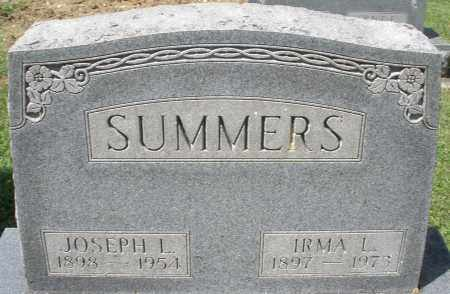 SUMMERS, IRMA L. - Montgomery County, Ohio | IRMA L. SUMMERS - Ohio Gravestone Photos