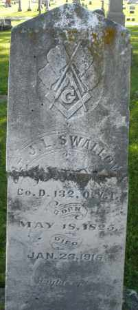 SWALLOW, J.L. - Montgomery County, Ohio | J.L. SWALLOW - Ohio Gravestone Photos