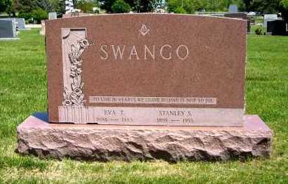 FERGUSON SWANGO, EVA T. - Montgomery County, Ohio | EVA T. FERGUSON SWANGO - Ohio Gravestone Photos