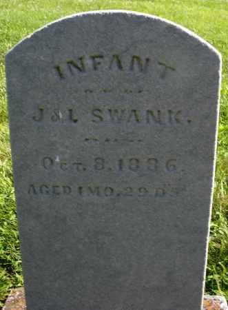 SWANK, INFANT - Montgomery County, Ohio | INFANT SWANK - Ohio Gravestone Photos