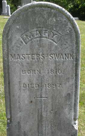 SWANK, MARY - Montgomery County, Ohio | MARY SWANK - Ohio Gravestone Photos