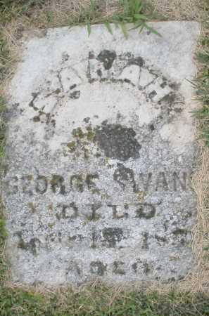 SWANK, SARAH - Montgomery County, Ohio | SARAH SWANK - Ohio Gravestone Photos