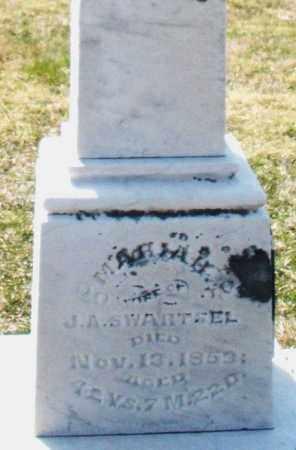 SWARTSEL, MARIAH - Montgomery County, Ohio | MARIAH SWARTSEL - Ohio Gravestone Photos