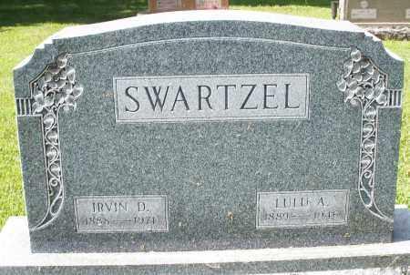 SWARTZEL, LULU A. - Montgomery County, Ohio | LULU A. SWARTZEL - Ohio Gravestone Photos