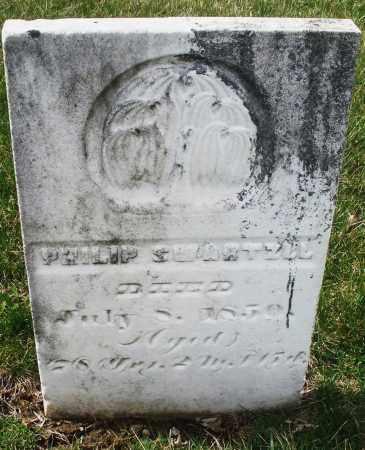 SWARTZEL, PHILIP - Montgomery County, Ohio | PHILIP SWARTZEL - Ohio Gravestone Photos