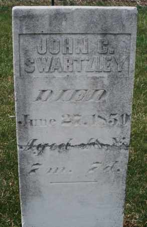 SWARTZLEY, JOHN C. - Montgomery County, Ohio | JOHN C. SWARTZLEY - Ohio Gravestone Photos