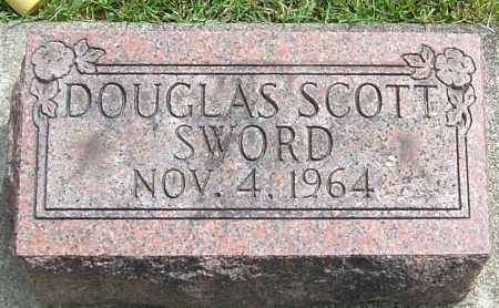 SWORD, DOUGLAS SCOTT - Montgomery County, Ohio | DOUGLAS SCOTT SWORD - Ohio Gravestone Photos