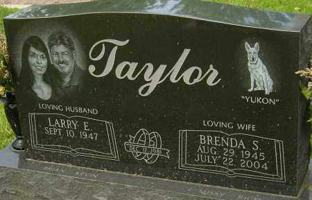 TAYLOR, BRENDA SUE - Montgomery County, Ohio | BRENDA SUE TAYLOR - Ohio Gravestone Photos