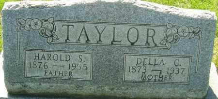 TAYLOR, HAROLD S - Montgomery County, Ohio | HAROLD S TAYLOR - Ohio Gravestone Photos