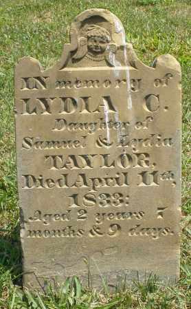 TAYLOR, LYDIA C. - Montgomery County, Ohio | LYDIA C. TAYLOR - Ohio Gravestone Photos