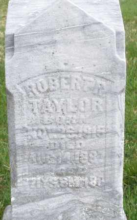 TAYLOR, ROBERT - Montgomery County, Ohio | ROBERT TAYLOR - Ohio Gravestone Photos