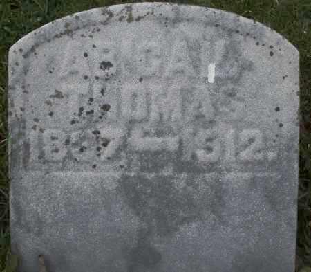 THOMAS, ABIGAIL - Montgomery County, Ohio | ABIGAIL THOMAS - Ohio Gravestone Photos