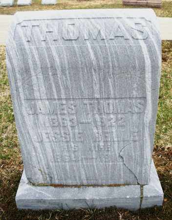 THOMAS, JAMES - Montgomery County, Ohio | JAMES THOMAS - Ohio Gravestone Photos