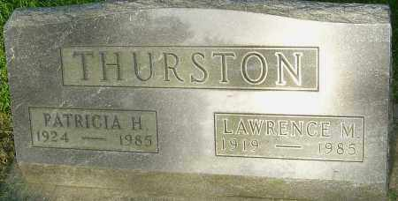 THURSTON, LAWRENCE M - Montgomery County, Ohio | LAWRENCE M THURSTON - Ohio Gravestone Photos