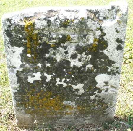 TIBBALS, DEBBY ? - Montgomery County, Ohio | DEBBY ? TIBBALS - Ohio Gravestone Photos