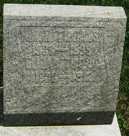 TIBBALS, ELIZABETH CAROLINE - Montgomery County, Ohio | ELIZABETH CAROLINE TIBBALS - Ohio Gravestone Photos
