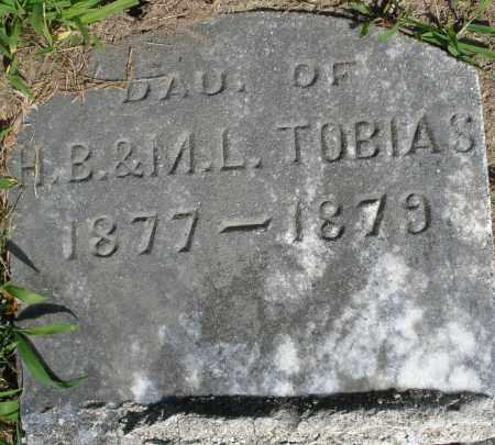 TOBIAS, DAUGHTER - Montgomery County, Ohio | DAUGHTER TOBIAS - Ohio Gravestone Photos