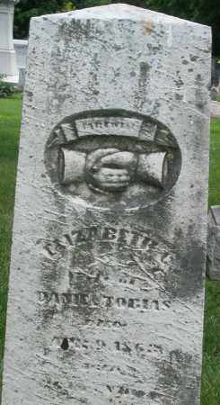 TOBIAS, ELIZABETH C. - Montgomery County, Ohio | ELIZABETH C. TOBIAS - Ohio Gravestone Photos