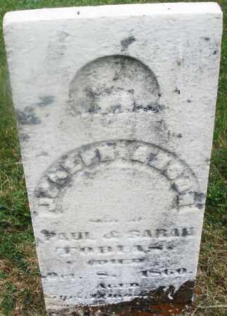 TOBIAS, JOSEPH - Montgomery County, Ohio | JOSEPH TOBIAS - Ohio Gravestone Photos