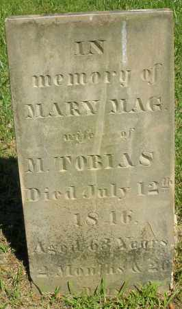 TOBIAS, MARY MAGDALEN - Montgomery County, Ohio | MARY MAGDALEN TOBIAS - Ohio Gravestone Photos