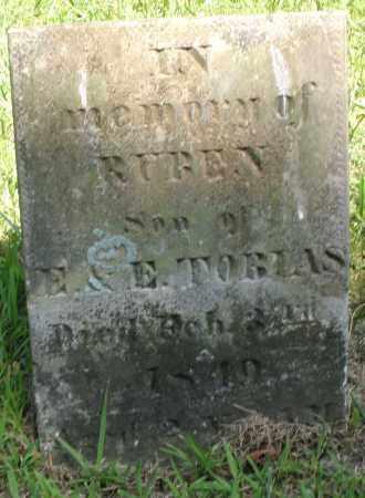 TOBIAS, RUBEN - Montgomery County, Ohio | RUBEN TOBIAS - Ohio Gravestone Photos