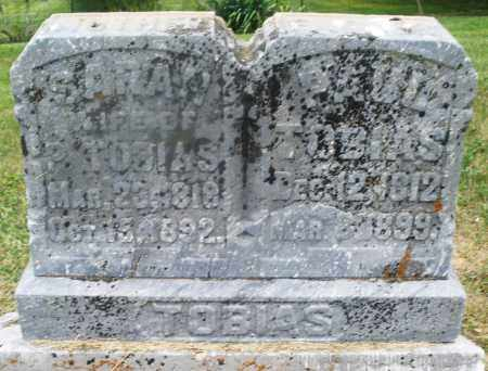 TOBIAS, SARAH - Montgomery County, Ohio | SARAH TOBIAS - Ohio Gravestone Photos
