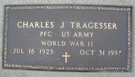 TRAGESSER, CHARLES J. - Montgomery County, Ohio | CHARLES J. TRAGESSER - Ohio Gravestone Photos